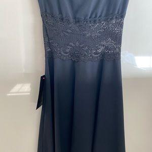 BEBE Black Mini Dress - Size XS - New w. Tags